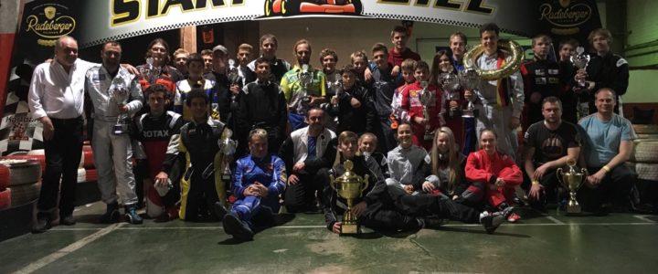 4 Siege, 1 Meister- und 2 Vizemeistertitel für Rotzlöffel-Cracks