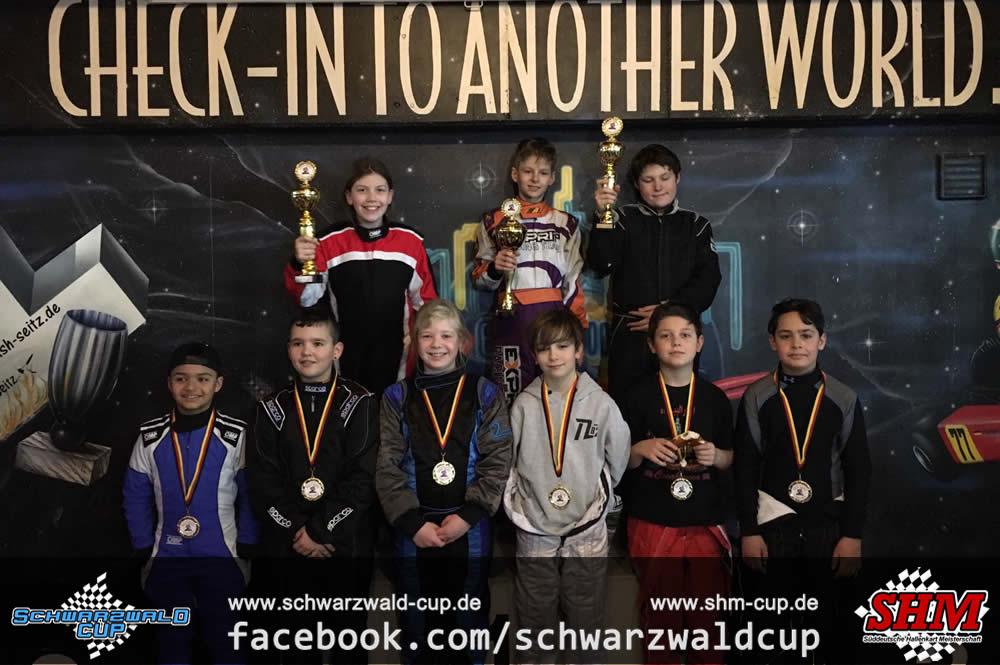 Siegerehrung SWC 11.03.17 Waldshut Gruppe A
